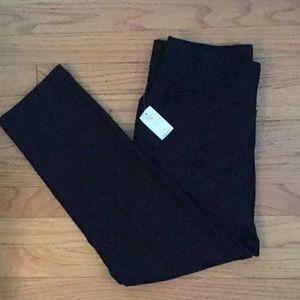GAP Pants - Gap Maternity Slim Crop Demi panel size 6